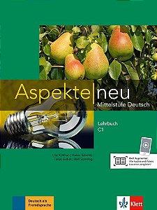 Aspekte Neu Lehrbuch + DVD - C1