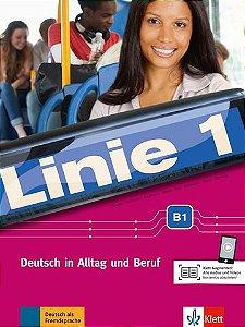 Linie 1, Kurs- Und Übungsbuch - B1
