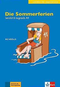 Die Sommerferien, Buch + CD