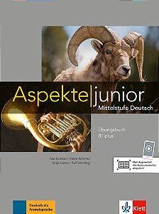Aspekte Junior, Übungsbuch Mit Audios - B1 Plus