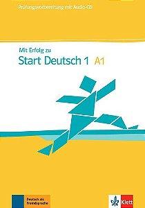 Mit Erfolg Zu Start Deutsch 1, Übungs- Und Testbuch - A1