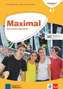 Maximal, Arbeitsbuch Mit Lms-A1
