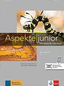 Aspekte Junior, Übungsbuch + Audios Zum Download - C1