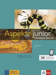 Aspekte Junior, Kursbuch Mit Audios Zum Download - C1