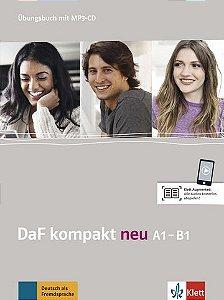 Daf Kompakt Neu, Übungsbuch - A1-B1