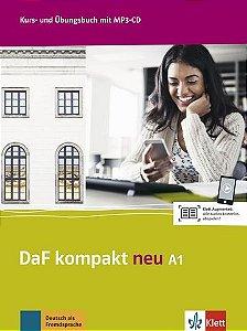 Daf Kompakt Neu, Kurs- Und Übungsbuch - A1