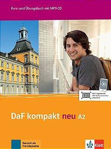 Daf Kompakt Neu, Kurs- Und Übungsbuch - A2