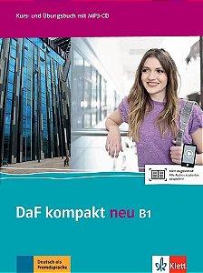 Daf Kompakt Neu, Kurs- Und Übungsbuch - B1
