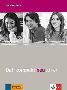 Daf Kompakt Neu, Lehrerhandbuch - A1-B1