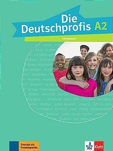 Die Deutschprofis, Wörterheft - A2