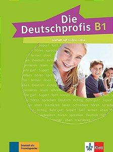 Die Deutschprofis, Testheft + Audios Online - B1