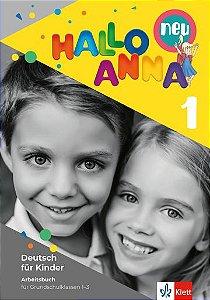 Hallo Anna Neu, Arbeitsbuch - 1