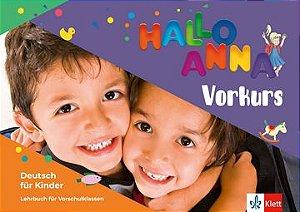 Hallo Anna Neu, Vorkurs - Lehrbuch + 2 Audio CDs