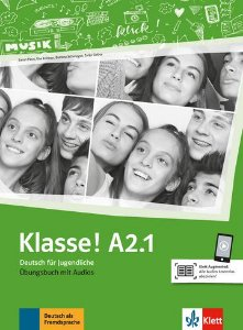 Klasse!, Übungsbuch Mit Audios - A2.1