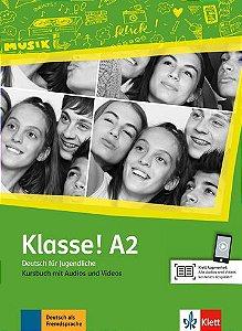 Klasse!, Kursbuch-A2