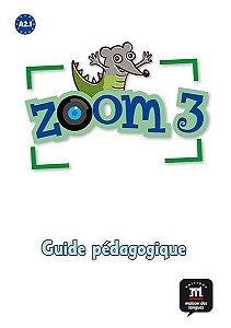 Zoom 3 - Guide Pédagogique (Format Papier) - A2.1