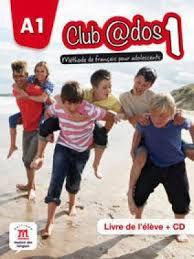 Club @Dos 1 - Livre De L'Élève + CD Audio-1-A1