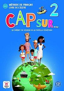 Cap Sur Nouveau 3 - Livre De L'Élève + CD - A2.1