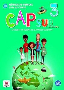 Cap Sur Nouveau 3 - Cahier D'Activités + CD - A2.1