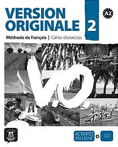 Version Originale 2 - Cahier D'Exercices + CD Audio - A2