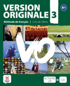 Version Originale 3 - Livre De L'Élève + CD - B1