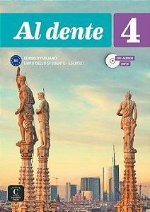 Al Dente 4 - Libro Dello Studente + Esercizi