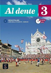 Al Dente 3 - Libro Dello Studente + Esercizi + CD Audio + DVD