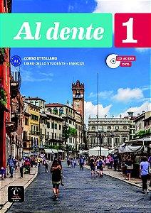 Al Dente 1 - Libro Dello Studente + Esercizi+CD+DVD Premium