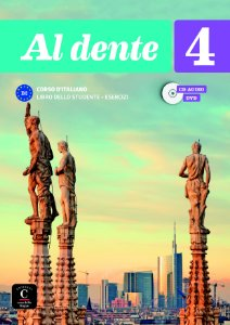 Al Dente 4 - Libro Dello Studente + Esercizi+CD+DVD Premium
