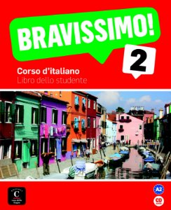 Bravissimo! 2 - Libro Dello Studente Con CD - A2