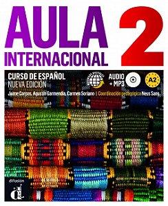 Aula Internacional 2 Nueva Edición Libro Del Alumno + CD