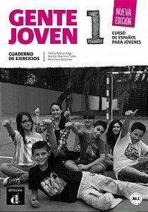 Gente Joven 1 Nueva Edición Cuaderno De Ejercicios