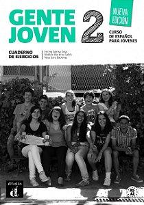 Gente Joven 2 Nueva Edición Cuaderno De Ejercicios