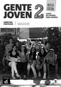 Gente Joven 2 Nueva Edición Libro Del Profesor