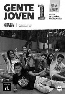 Gente Joven 1 Nueva Edición Libro Profesor