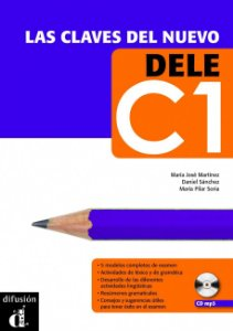 Las Claves Del Nuevo Dele C1 Libro Del Alumno + CD