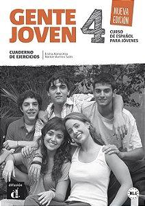 Gente Joven 4 Nueva Edición Cuaderno De Ejercicios