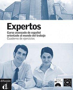 Expertos Cuaderno De Ejercicios + CD