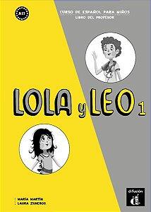 Lola Y Leo - Libro Del Profesor
