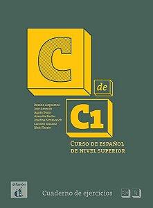 C De C1 - Cuaderno De Ejercicios - Curso De Español De Nivel Superior