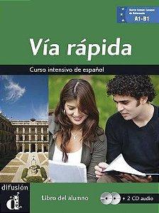 Vía Rápida - Libro Del Alumno Con CDs (2)