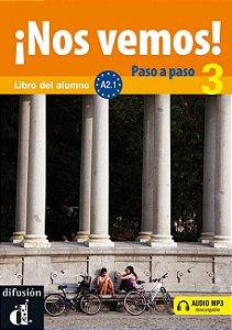 ¡Nos Vemos! 3 A2.1 - Libro Del Alumno + CD