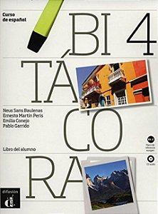 Bitácora 4 - Libro Del Alumno + CD