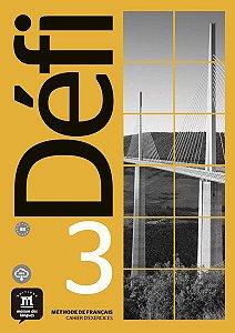 Défi 4 - Cahier D'Exercices Avec MP3-B2