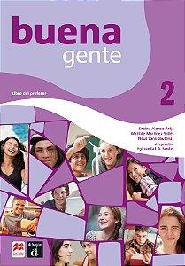 Buena Gente - Libro Del Profesor & Digital Pack 2