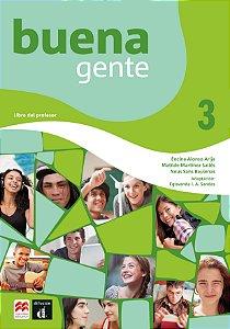 Buena Gente - Libro Del Profesor & Digital Pack 3