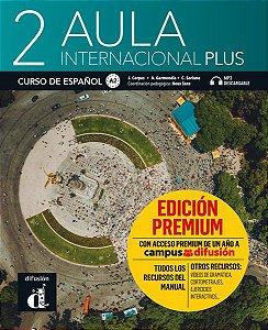 Aula Internacional Plus - Libro Del Alumno - Edición Premium - A2