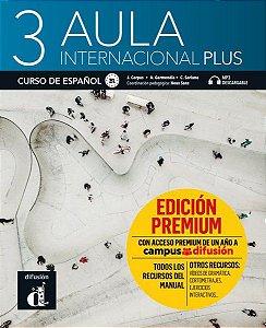 Aula Internacional Plus - Libro Del Alumno - Edición Premium - A3