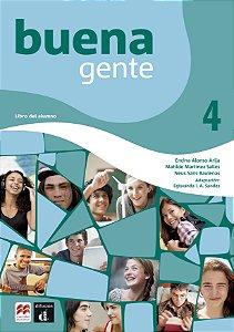Buena Gente - Libro Del Alumno Estândar