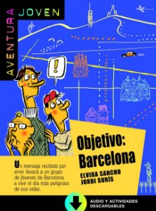 Objetivo: Barcelona + MP3 Descargable